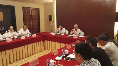 协会召开会长办公会议确保出口水产品质量安全